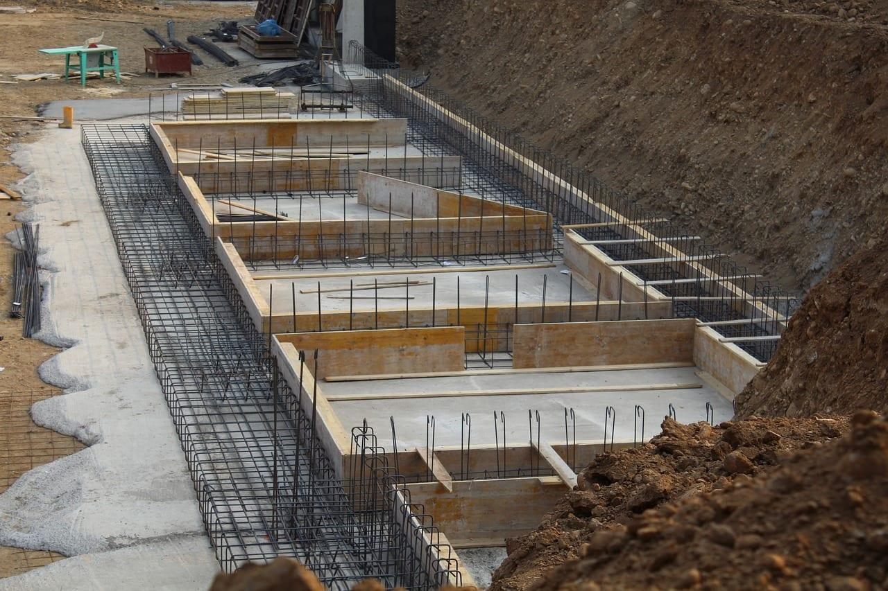 Budowa fundamentów – najczęściej popełniane błędy.