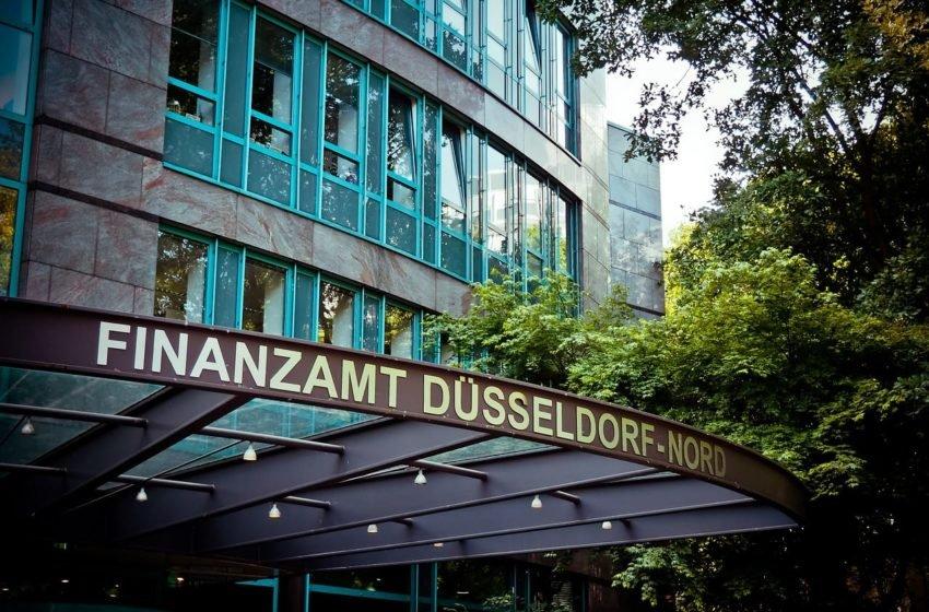 Urząd skarbowy w Düsseldorfie - Ryczałt