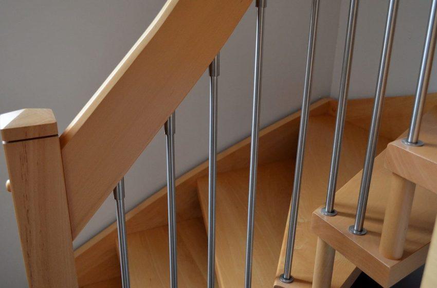 Schody drewniane a betonowe - które wybrać?