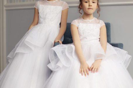8 powodów dla których warto kupić sukienkę komunijną wcześnie