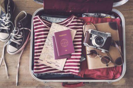 Wybór walizki na wycieczkę