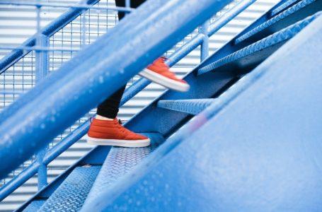 Stalmar – zalety schodów stalowych