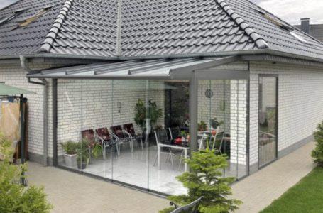 Ogród zimowy: jaki dach wybrać?