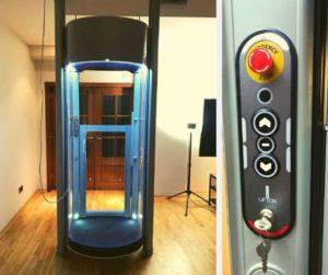 Cicha i mała winda w domu? Teraz to możliwe!