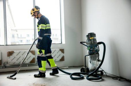 5 argumentów za wypożyczeniem profesjonalnego odkurzacza budowlanego
