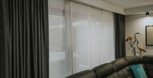 Dekoracje okienne w stylu japońskim