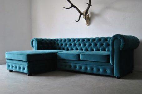 Pikowane meble w stylu Chesterfield – w jakich wnętrzach się sprawdzą?