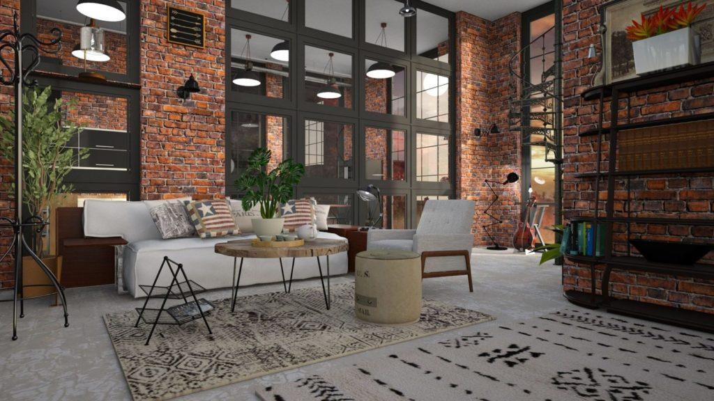 Jak wybrać lampę sufitową do mieszkania w stylu loft?